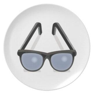Verres - Emoji Assiette