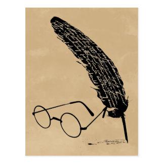 Verres et cannette de Harry Potter | Carte Postale