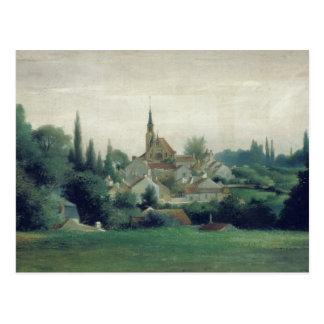 Verriere-le-Buisson, c.1880 Carte Postale