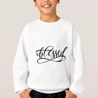 Vers de bible sweatshirt