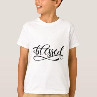 Vers de bible t-shirt