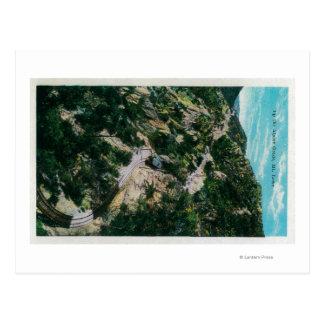 Vers le haut de la catégorie alpine, Mt. LoweMt. Carte Postale