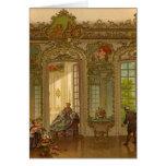 Versailles de jour en jour cartes de vœux