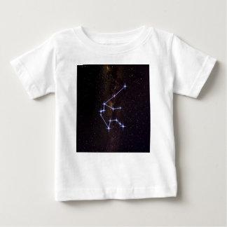 Verseau de signe d'étoile t-shirt pour bébé