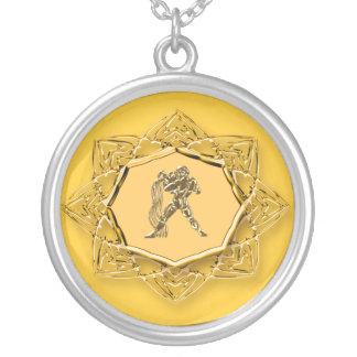 Verseau de zodiaque - customisez-le ! collier