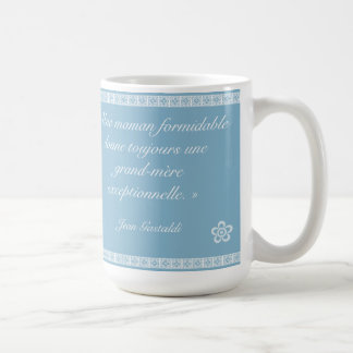 Versez le meilleure grand-mère mugs