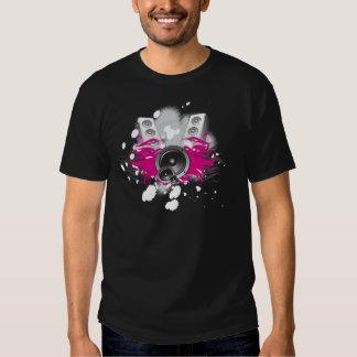 Version 2 de musique t-shirt