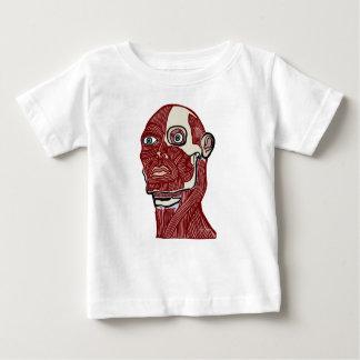 Version principale pelée deux t-shirt pour bébé