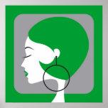 vert affiche