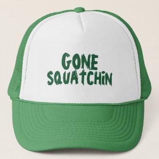 Vert allé de Squatchin Casquette