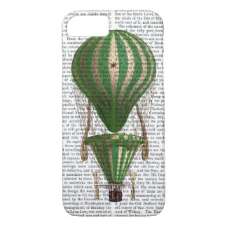 Vert chaud à gradins de ballon à air coque iPhone 7