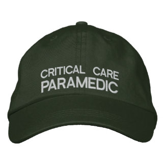 Vert critique de casquette de Flexfit d'infirmier