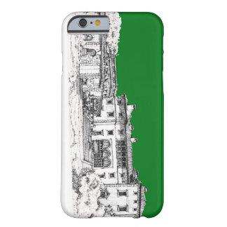 Vert de construction de la Renaissance Coque Barely There iPhone 6