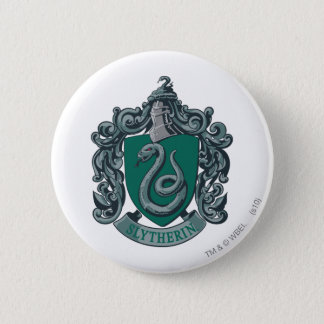 Vert de crête de Harry Potter | Slytherin Badge