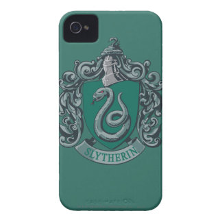 Vert de crête de Harry Potter | Slytherin Coques Case-Mate iPhone 4