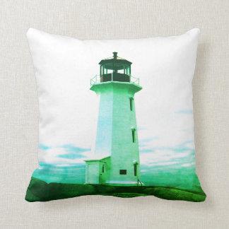 """""""Vert de phare de """""""" de la Nouvelle-Écosse de la Coussin"""