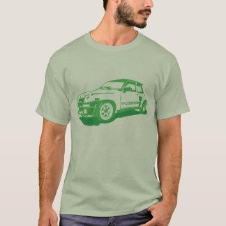 Vert de T-shirt de Renault 5 Turbo