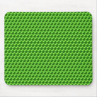 Vert de wow tapis de souris
