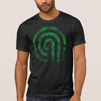 vert détruit par esthète t-shirt