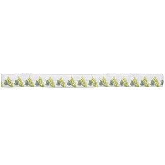 Vert deux élastiques pour cheveux