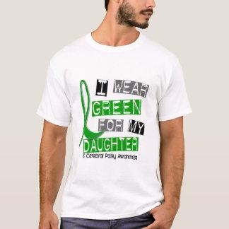Vert d'usage de l'infirmité motrice cérébrale I T-shirt