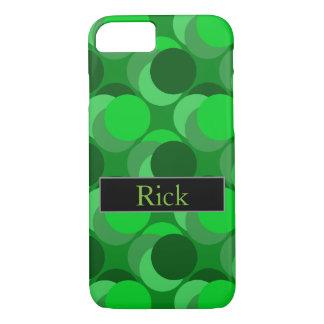 Vert irlandais d'amour coque iPhone 7
