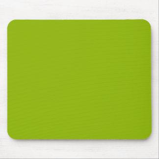 Vert pomme tapis de souris