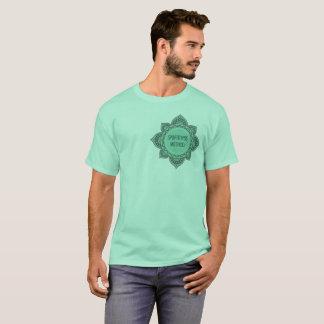 Vert T standard de méthode de SPBFitness des T-shirt