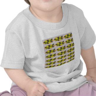 Vert vert olive EXOTIQUE - CADEAUX de conception T-shirts