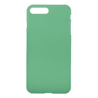 Vert vert personnalisable moderne coque iPhone 7 plus