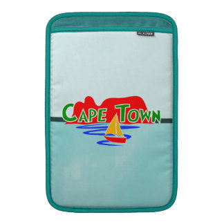 "Verticale 11"" de Cape Town douilles d'air de Poche Macbook Air"