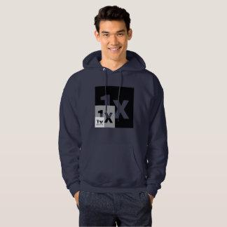 Veste À Capuche 1x discreet logos hoodie et resize