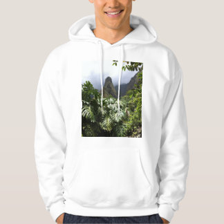 Veste À Capuche Aiguille d'Iao en parc d'état de vallée d'Iao,