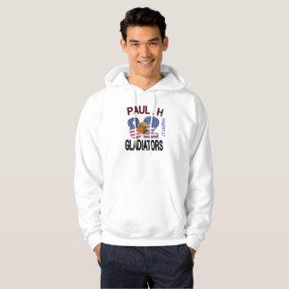 Veste À Capuche Amusement de Paul de tee - shirt de COULEUR de