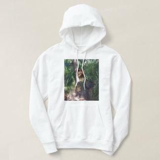 Veste À Capuche Arbre australien d'escalade de kangourou d'arbre,
