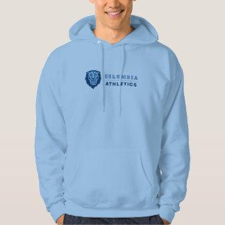 Veste À Capuche Athlétisme de lion de l'Université de Columbia  