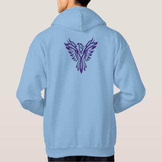 Veste À Capuche Augmentation pourpre de Phoenix hoody