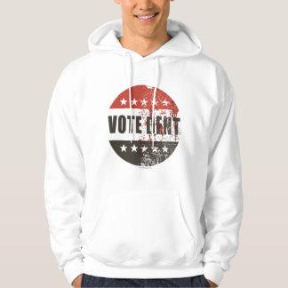 Veste À Capuche Autocollant de bosselure de vote