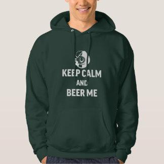 Veste À Capuche Bière je chemise potable de jour drôle de St