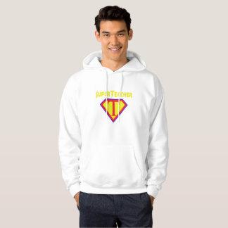 Veste À Capuche Cadeau drôle de professeur de super héros de