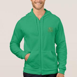 Veste À Capuche Chance du jour de St Patrick irlandais