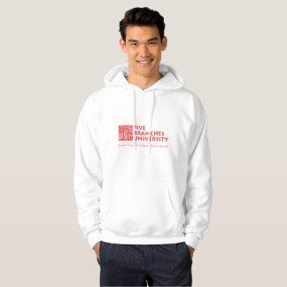 Veste À Capuche Chandail d'université de cinq branches