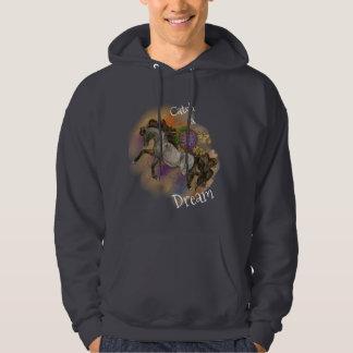 Veste À Capuche Cheval de rouan de Dreamcatcher