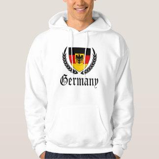 Veste À Capuche Crête de l'Allemagne