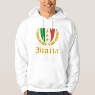Veste À Capuche Crête de l'Italie