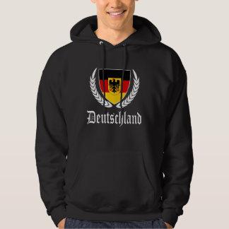 Veste À Capuche Crête du Deutschland
