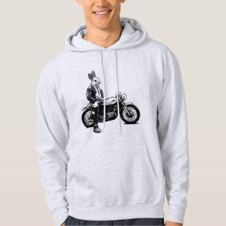 Veste À Capuche Cycliste de lapin