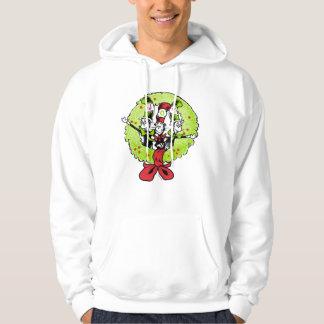 Veste À Capuche Dr. Seuss | la joie de Noël de Grinch | Whoville