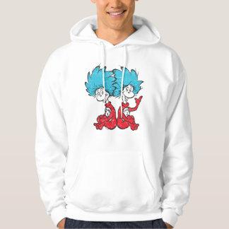 Veste À Capuche Dr. Seuss | le chat dans le casquette - chose 1,