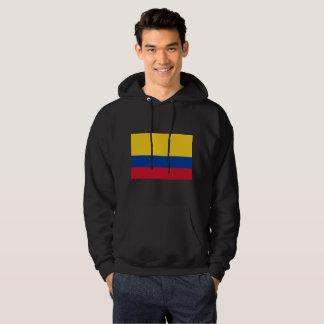 Veste À Capuche Drapeau de la Colombie